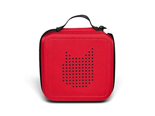 Tonies Transporter - Rot, Tasche für Tonies