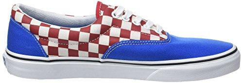 Vans Ua Era, Baskets Basses Athlétiques Pour Homme (bleu Impérial À Deux Tons / Blanc Véritable)