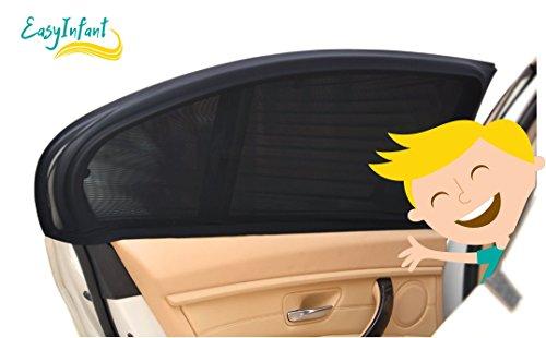 EasyInfant Auto Sonnenschutz Baby und Kind