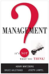 [(Management? It's Not What You Think!)] [by: Henry Mintzberg]