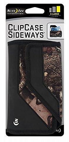 Nite Ize Clip Case Sideways - Extra Large, Mossy Oak