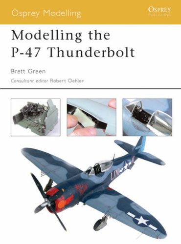 Modelling the P-47 Thunderbolt Cover Image