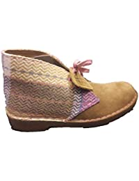 new style c9ac7 2bcb4 Clarks Desert Boot Pink-37 1 2
