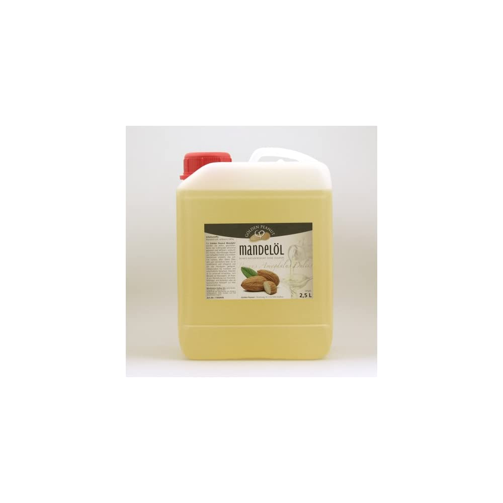 Golden Peanut Mandell S Raffiniert 25 Liter Kanister