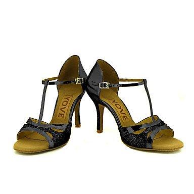XIAMUO Anpassbare Frauen Beruf Tanz Schuhe Splitter
