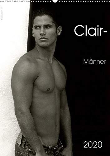 Clair-Obscur Männer 2020 (Wandkalender 2020 DIN A2 hoch)