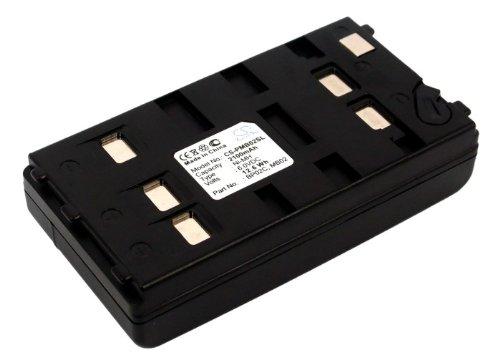Akku kompatibel für Pentax R100, R200, R300, R-100X, R-200X, R-300X, R-322NX, R-322NXM, R-325NXM, R800, R-202N, R225N 21,0Ah - Akku 21.000 mAh (Pentax Akku-ladegerät)