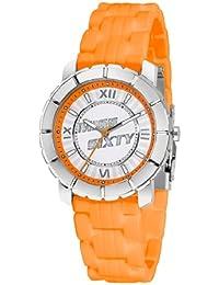 Miss Sixty Sij001 - Reloj para niñas de cuarzo, correa de plástico