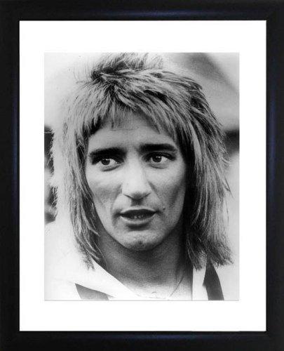 Rod Stewart gerahmtes Foto (Stewart-foto Rod)