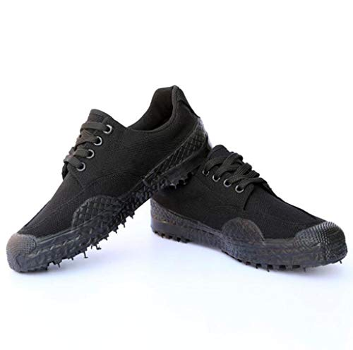 Scarpe di liberazione scarpe basse uomo e donna lavorano scarpe da allenamento militari scarpe da allenamento tela mimetica scarpe da ginnastica gialle possono essere utilizzate come assicurazione sul
