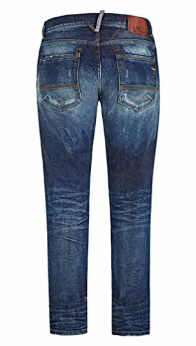 LTB Jeans Herren Tapered Fit Jeans Servando X Servando X Sitara (51116-50419)