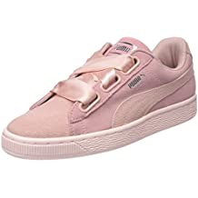 0a324d885 Puma Suede Heart Pebble Wn's, Zapatillas para Mujer