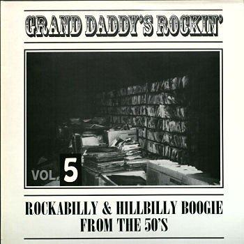 grand daddy's rockin', vol. 5 LP Lenox Grand
