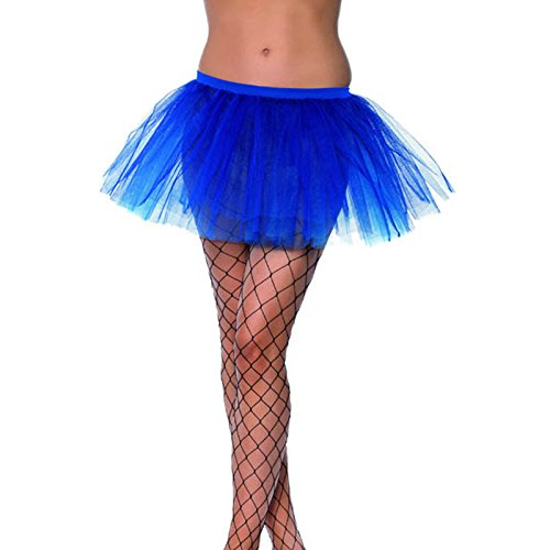 Smiffy's - Tutu-Unterrock (Kostüme Ballerina Blaue)