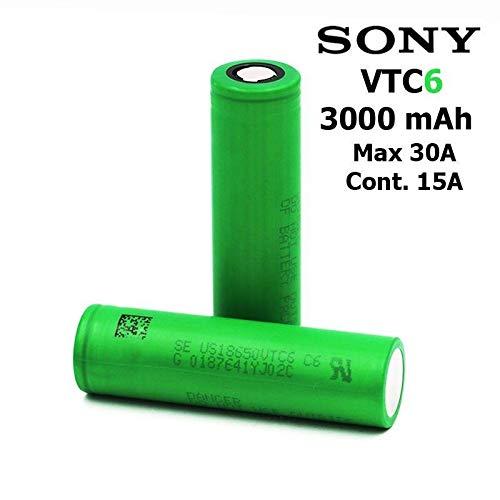 Batteria per Sigaretta Elettronica VTC6