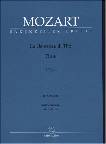 La clemenza di Tito kv 621 --- Chant(SAT...