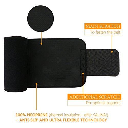Zoom IMG-2 zexuan cintura dimagrante regolabile per