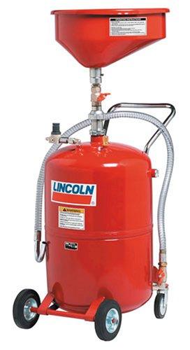 Lincoln lubrification 3614 utilisé sous pression d'huile de l'évacuation d'évacuation