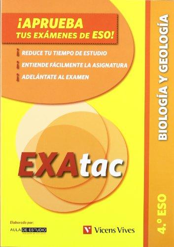 Exatac 4 ESO. Biología Y Geología (Exatac. Castellano) - 9788468207599