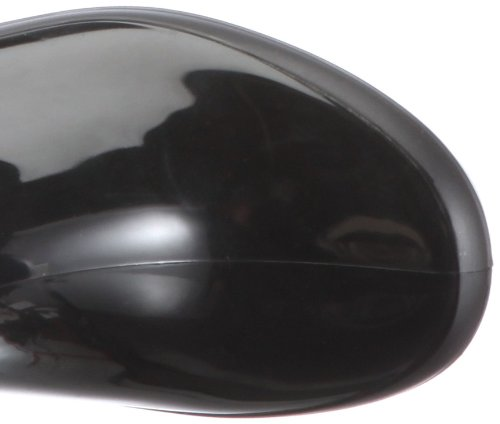 Nat-2 Anim WANTIG36, Bottes de pluie femme Noir-TR-F5-560