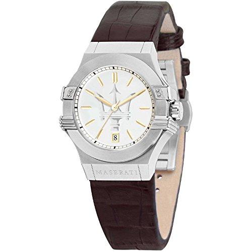 Reloj solo tiempo para mujer Maserati Potenza deportivo Cod. r8851108506