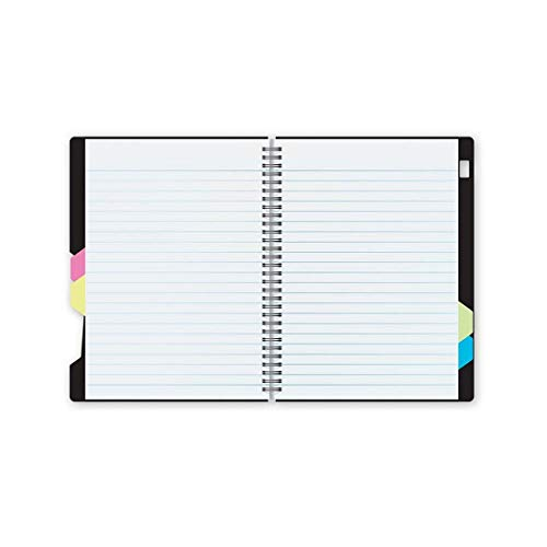 Luxor 5 Subject Single Ruled Notebook - A5 Measurement, 70 GSM, 300 Pages Image 4