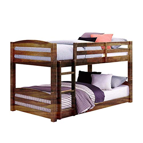 Aprodz Sheesham Wood Shipry Bunk Bed for Children Furniture