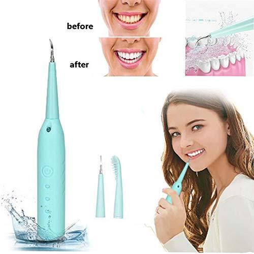 Dental Care Kit (Dental Care Kits Home Tragbare Elektrische Sonic Zahnsteinentferner Zahnsteinentferner Zahnflecken Werkzeug Zahnarzt Zähne Bleichen Gesundheit)