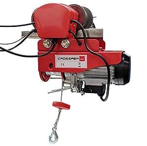 Carrello a rotelle hdgd 1000 kg e paranco elettrico for Paranco elettrico 1000 kg