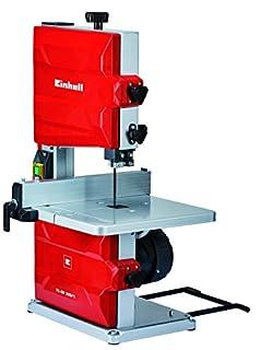 Einhell TC-SB 200/1 Sierra de Cinta (potencia de 250 W, ralentí 1.400 1, velocidad de Hoja 900 m/min, 6 dientes) (ref. 4308018) (B06VWLNHG7) | Amazon Products