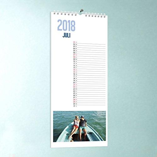 Kalender 2017 Hochformat: Amazon.De