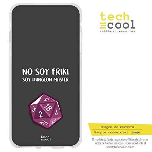 65bd97deda7 Funnytech® Funda Silicona para Xiaomi Mi A1 [Gel Silicona Flexible, Diseño  Exclusivo]