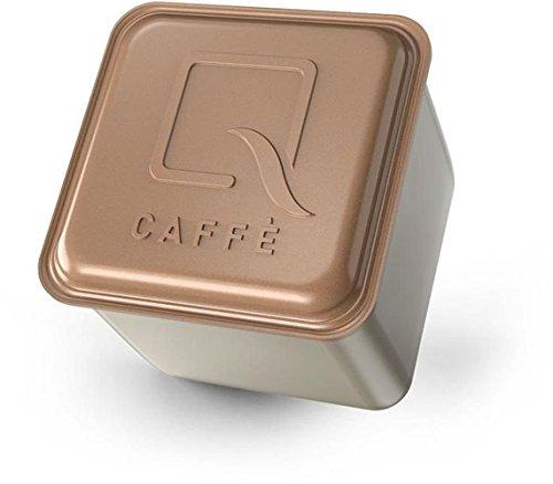 Qbo Kapseln - Caffè Alta Mogiana (Kaffee, nussig, 100% Arabica) (27 Kapseln)