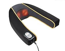 Medisana MNV Nackenmassagegerät 88941, für eine tiefenentspannte Massage im Nacken- und Schulterbereich