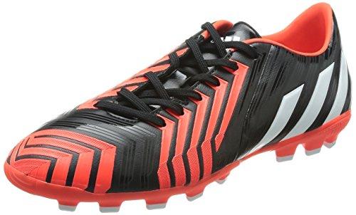 Adidas Performance - Predator Absolado Instinct Ag, Scarpe Da Calcio da uomo Nero (core black/ftwr white/solar red)
