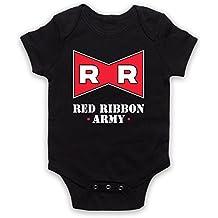 Dragon Ball Z Red Ribbon Army Bebe Barboteuse Body 2b7928711c26