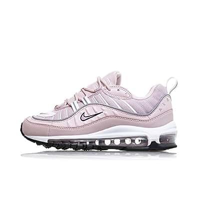 5ae66e108d7a Nike Chaussures Femme Baskets AIR Max 98 en Tissu Rose AH6799-600 ...