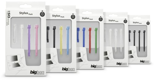 BigBen Interactive Stylus Set lápiz Digital 39 g