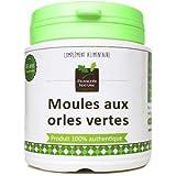 Moules aux orles vertes240 gélules gélatine végétale