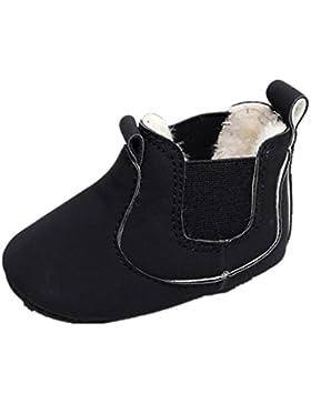 Baby Stiefel, BZLine® Baby Krippe Winter Stiefel Prewalker Warme Martin Schuhe