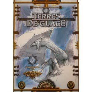Asmodee - Dungeon Twister : Terres de Glace