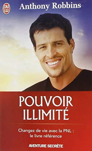 POUVOIR ILLIMIT? N.E. by ANTHONY ROBBINS (April 01,2008)