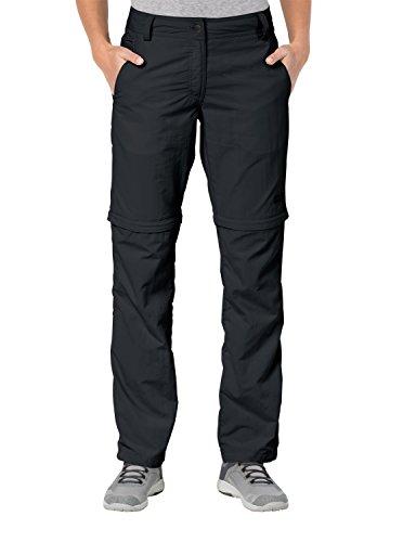 Jack Wolfskin Damen Marrakech Zip Off Pants UV-Schutz Outdoor Schnelltrocknend Freizeit, R