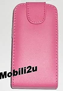 Flip Leather Case Pouch Cover For Motorola RAZR I XT890 Pink Magnetic UK Phone Line Accessories®