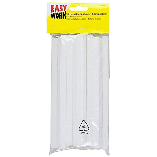 Easy Work Power Profi Sticks, 20 cm, lot de 16, 262230