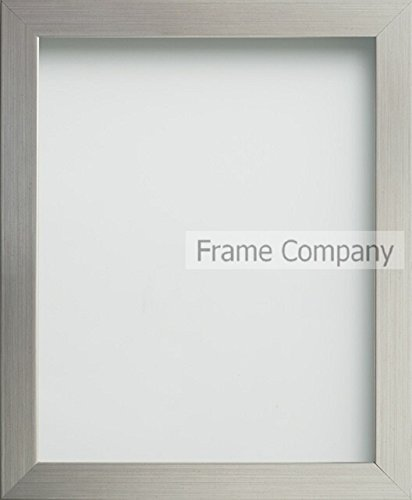 Frame Company Connolly Range Bilderrahmen, holz, silber, 16 x 12 Inches