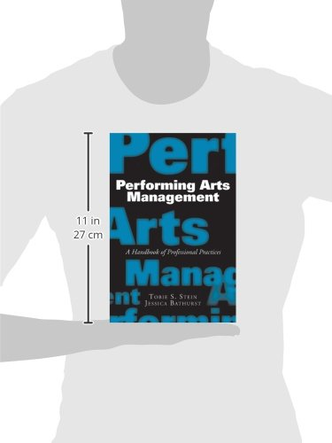 Zoom IMG-1 performing arts management a handbook