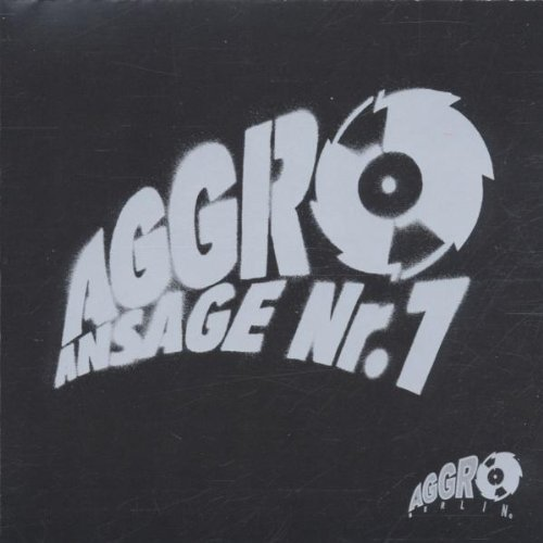 Various: Aggro Ansage Nr.1 EP (Audio CD)