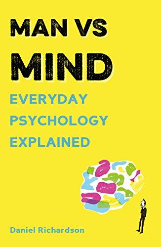 Man vs Mind (English Edition) por Daniel Richardson