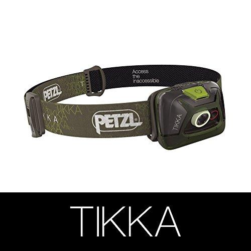 Petzl, Tikka, Green, E93AAB
